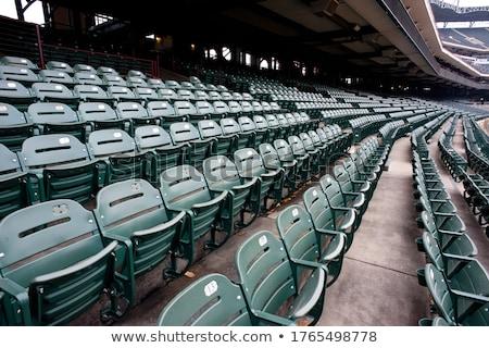 empty seats in stadium Stock photo © vladacanon