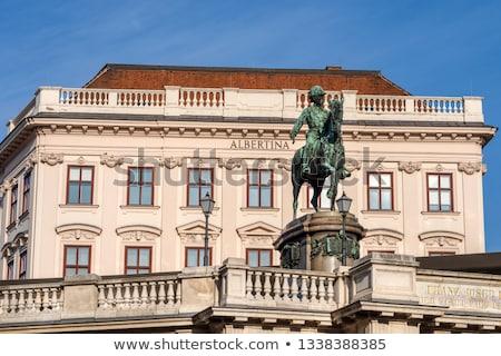Belo Viena Áustria casa casa Foto stock © thomaseder