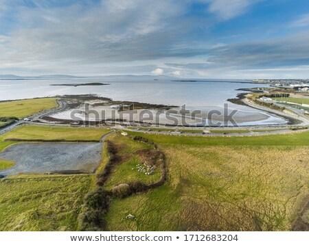 Spiaggia view spiaggia di sabbia repubblica Irlanda acqua Foto d'archivio © rafalstachura