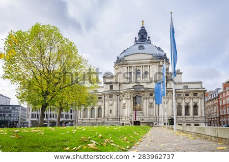 Westminster Central Hall Stock photo © chrisdorney