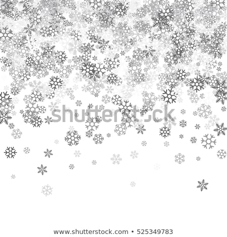 twinkling snowflake Stock photo © prill