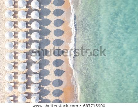 mediterranean beach Stock photo © sailorr