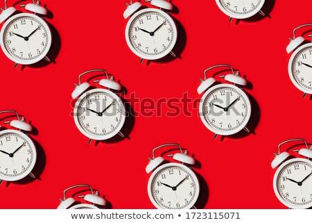 Wake Up. Online Working Concept. Stock photo © tashatuvango
