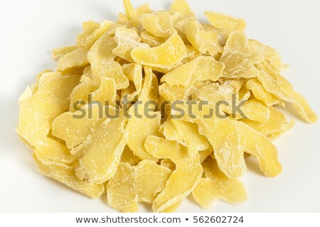 Dried ginger slices Stock photo © Digifoodstock