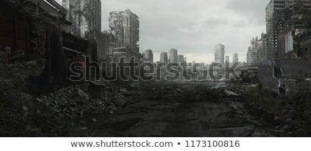ruins Stock photo © drizzd