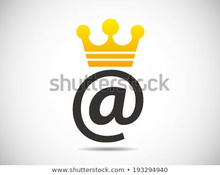 E-mail re uomo enorme quantità business Foto d'archivio © chocolatebrandy