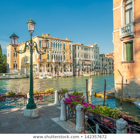majestic venice in summer stock photo © givaga