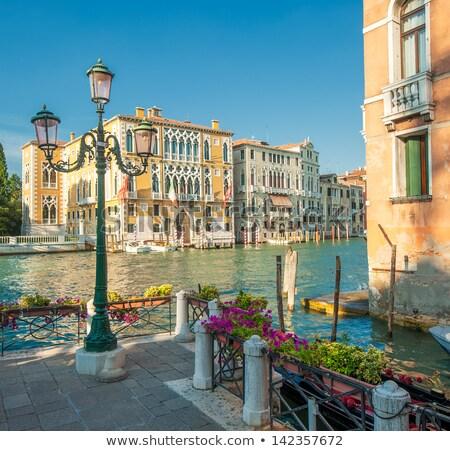 Fenséges Velence nyár kilátás velencei nap Stock fotó © Givaga
