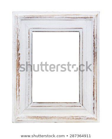 Wood frame carved Renaissance designs Stock photo © nuttakit