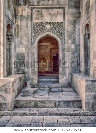 старые двери изображение здании Сток-фото © njnightsky