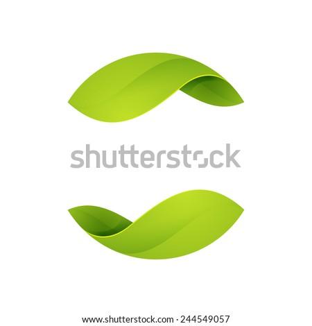 Abstrato eco folha primavera natureza projeto Foto stock © pathakdesigner