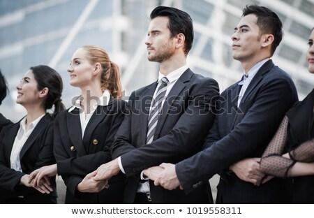 mútuo · relações · homem · mulher · profundo · sentido - foto stock © hasloo