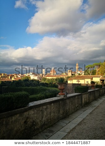 Stock photo: View of Florence during the day