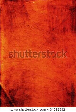 赤 グランジ 広場 長方形の 背景 暗い ストックフォト © Melvin07