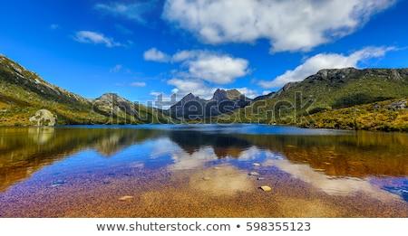 Cradle Mountains Tasmania Australia Stock photo © roboriginal