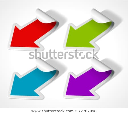 download here green vector icon design stock photo © rizwanali3d