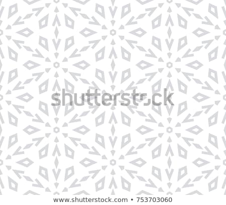 snowflake pattern snowflake vector texture christmas and new year concept stock photo © littlecuckoo