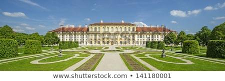 historic castle Schleissheim Stock photo © meinzahn