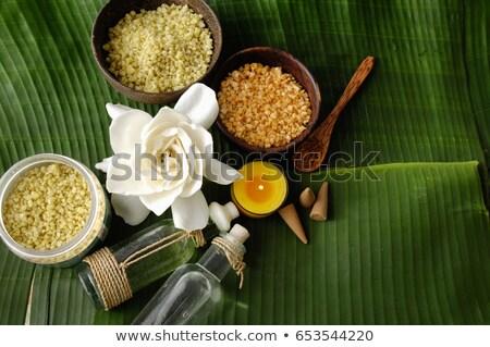 Health spa setting Stock photo © grafvision
