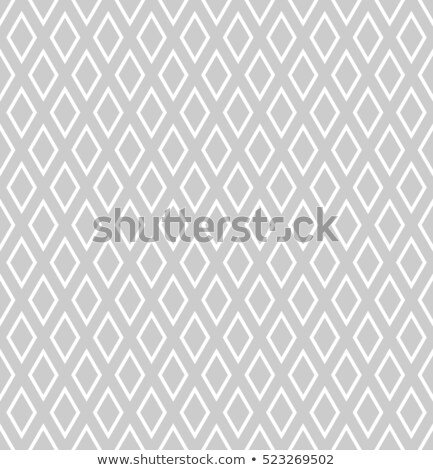 Diamond rhombus seamless pattern, vector illustration Stock photo © carodi