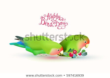 1 April Bird Day Stock photo © Olena