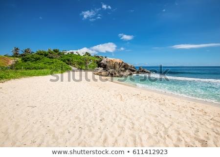 Anse Nord D'est, Mahe Island, Seychelles Stock photo © AndreyPopov
