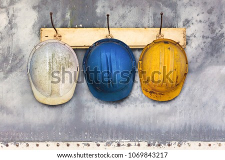 Three hatracks Stock photo © RuslanOmega