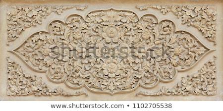 stone carvings stock photo © alexeys