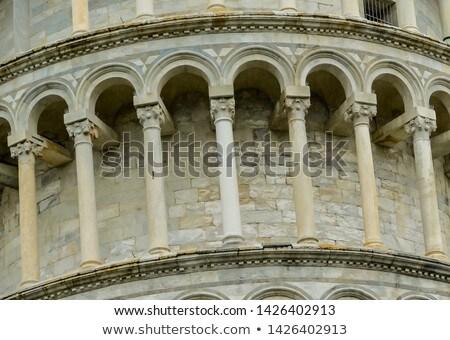 средневековых Церкви воды лет синий каменные Сток-фото © anshar