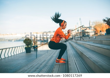 Сток-фото: Фитнес-женщины · красивой · фитнес · азиатских · женщину