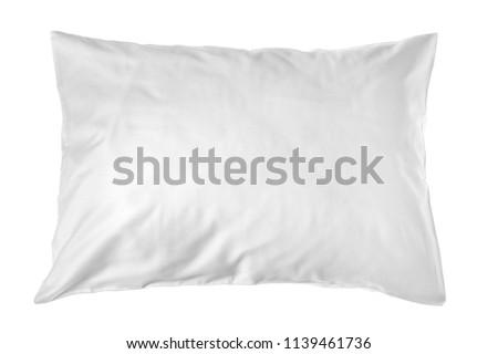 White pillows isolated Stock photo © ozaiachin