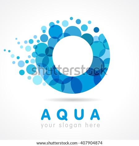 水 ロゴ テンプレート 海 生活 波 ストックフォト © Ggs