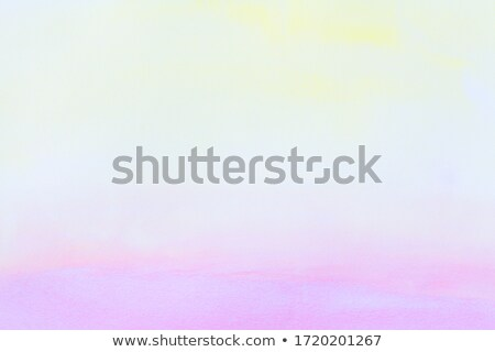 Abstract green hand drawn watercolor background Stock photo © punsayaporn