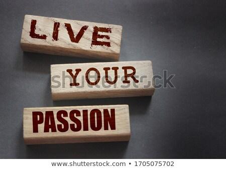 rüya · hayal · hayat · başarı · motivasyon - stok fotoğraf © fuzzbones0