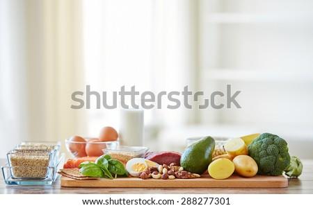 vegetable ingredient, health food concept Stock photo © M-studio