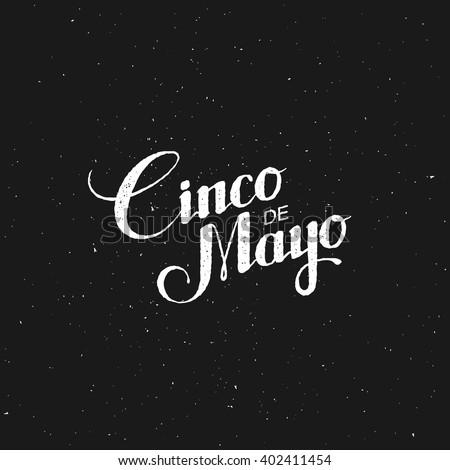 Cinco de Mayo stamp Stock photo © lirch
