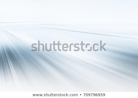Gray Blue Motion Blur Stock photo © grivet