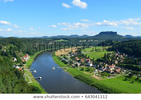 Bad Schandau, Germany Stock photo © w20er