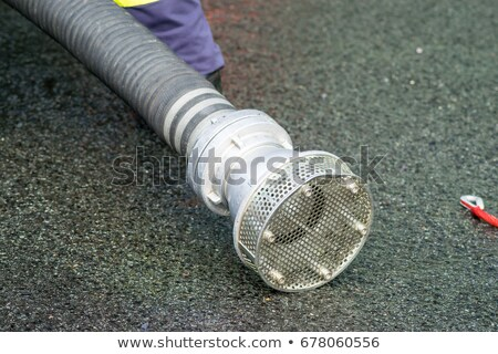 Suction hose filter Stock photo © smuay