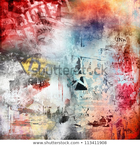 Abstract grunge background, damaged surface Stock photo © smeagorl