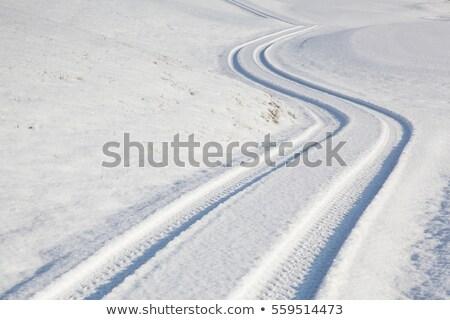 ski · pente · ascenseur · Autriche · ciel · nature - photo stock © franky242