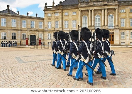 Copenhagen Royal Landmark Stock photo © smartin69