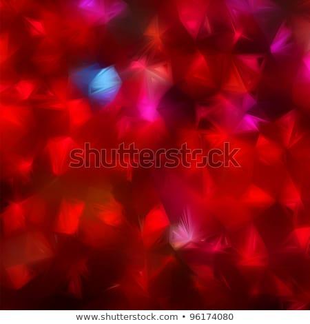 Tarka absztrakt mozaik eps vektor akta Stock fotó © beholdereye
