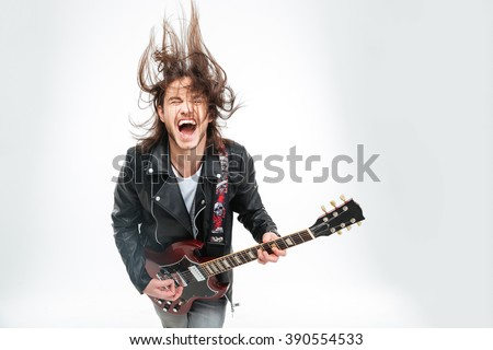 rock man stock photo © seenad