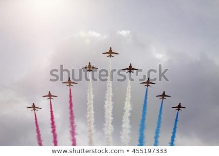 air show at London Stock photo © magann