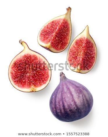 Fresh fig fruit Stock photo © Digifoodstock