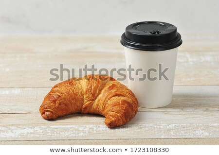 Breakfast on the go Stock photo © IS2