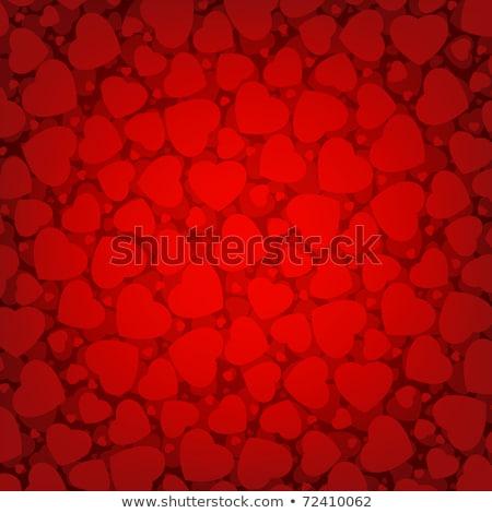 gökyüzü · kalpler · gerçeküstü · örnek · çift · yürüyüş - stok fotoğraf © beholdereye