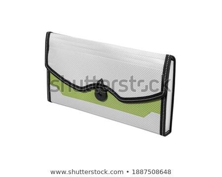 small handy bag Stock photo © shutswis