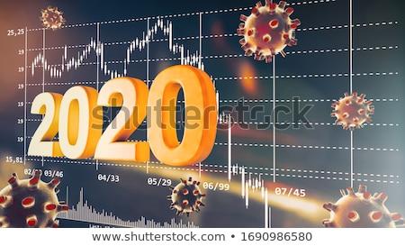 world economic crisis stock photo © ankarb